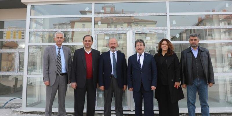 Başkan Çolakbayrakdar'dan sağlık yatırımlarına inceleme