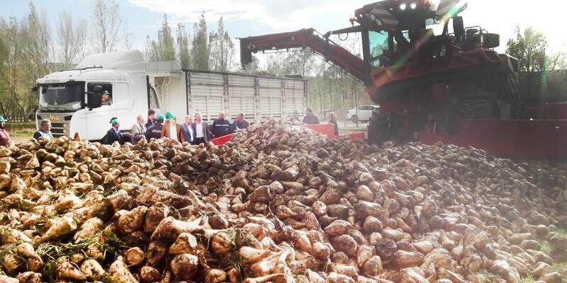 Turhal çiftçisine Kayseri Şeker'den Maus hizmeti
