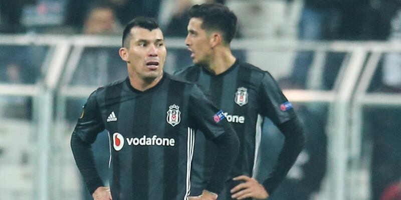 Beşiktaş grubunda son sıraya düştü