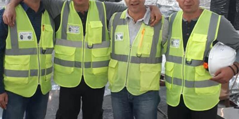 İstanbul Yeni Havalimanı'nda iki ikiz kardeşi görenler şaşkın