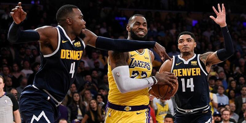 Lakers kazanmaya alıştı