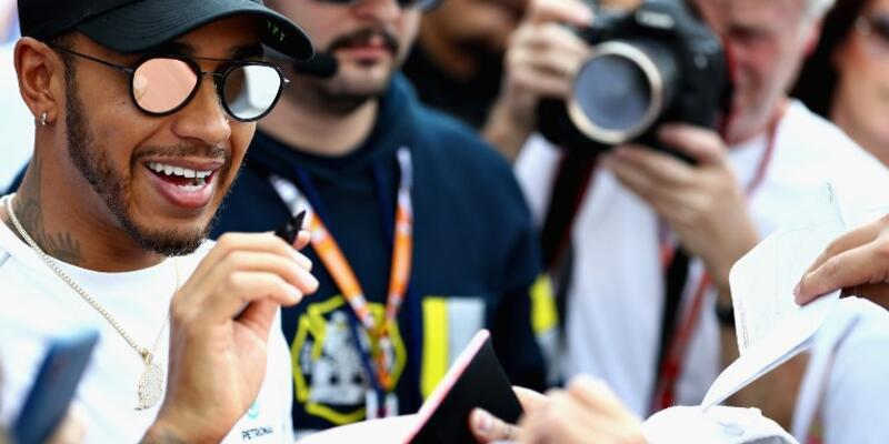 Hamilton ilk 7'ye girerse şampiyonluğunu ilan edecek
