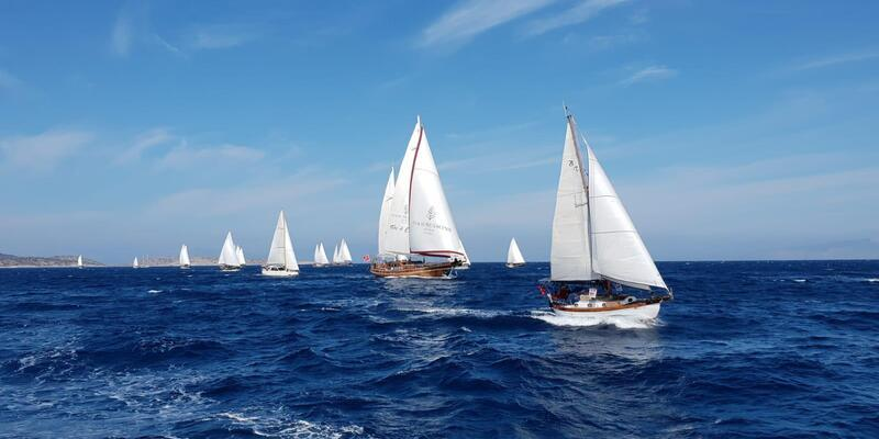 Tekneler Leros'tan yola çıktı