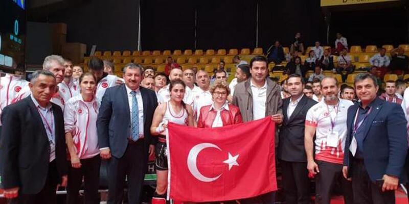 Bitlis Eren Üniversitesi öğrencisi Avrupa şampiyonu oldu