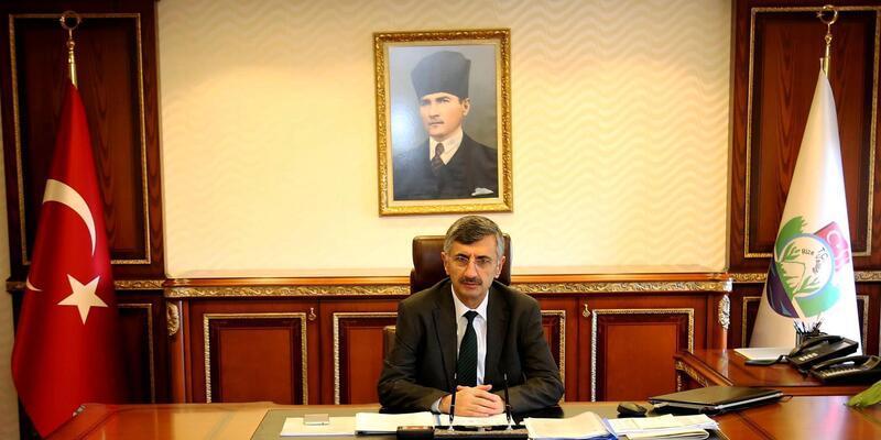 Zonguldaklı vali, Zonguldak'a atandı