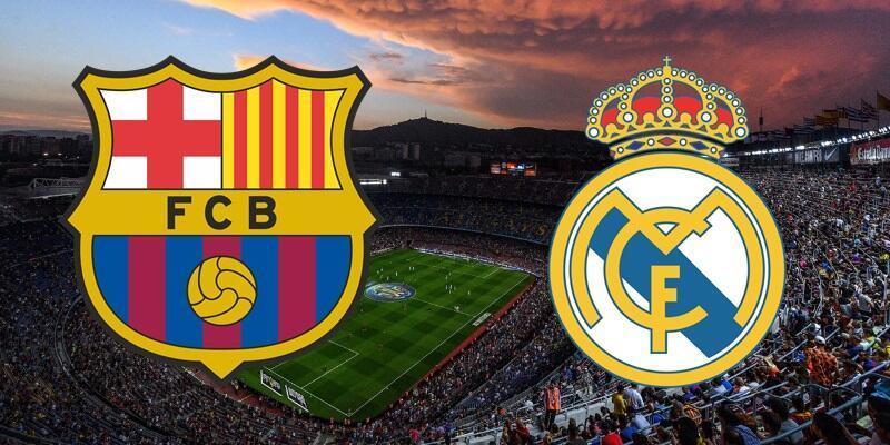 Barcelona - Real Madrid maçı muhtemel 11'leri