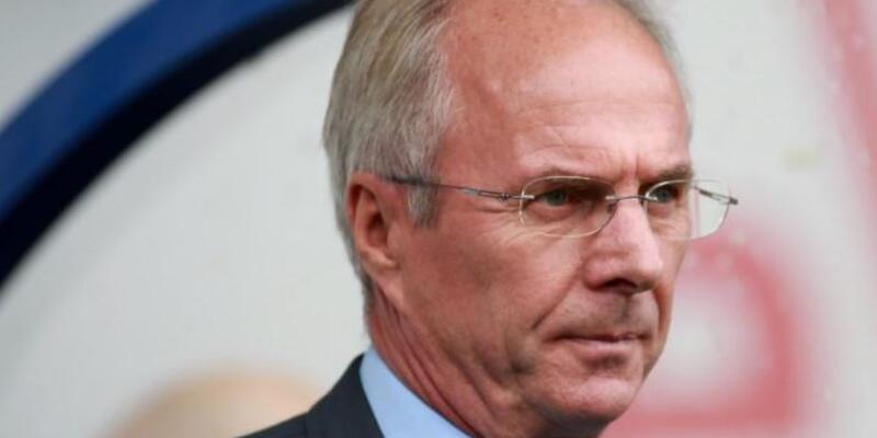 Sven-Goran Eriksson Filipinler'in teknik direktörü oldu