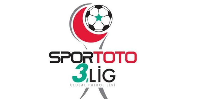 TFF 3. Lig'de toplu sonuçlar (10. hafta)