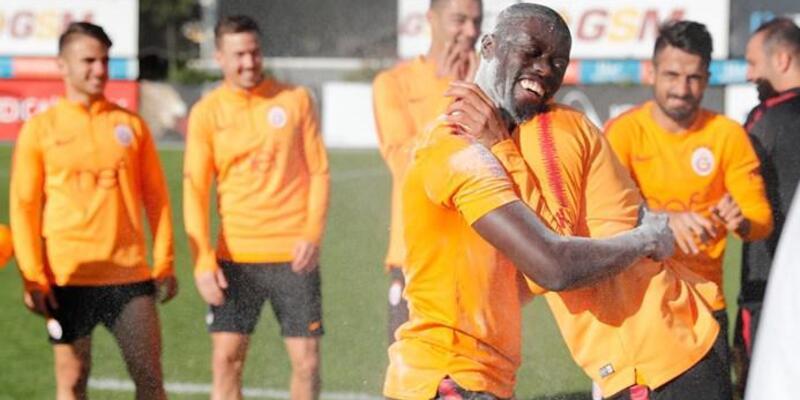 Galatasaray, Evkur Yeni Malatyaspor'a hazır