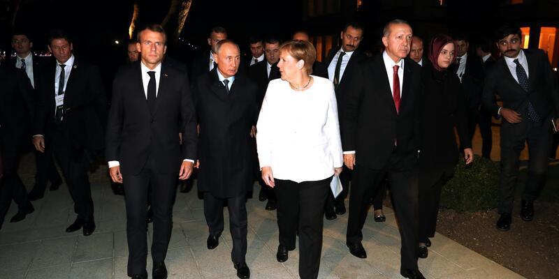 Cumhurbaşkanı Erdoğan'dan Cemal Kaşıkçı açıklaması (1)