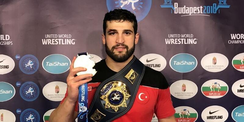 Budapeşte'de Türkiye 9 madalya kazandı