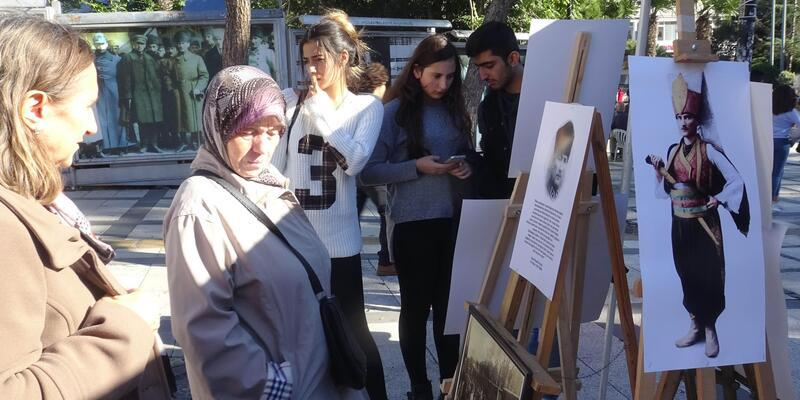 ADD'den,'Andımız'lı Atatürk fotoğrafları sergisi