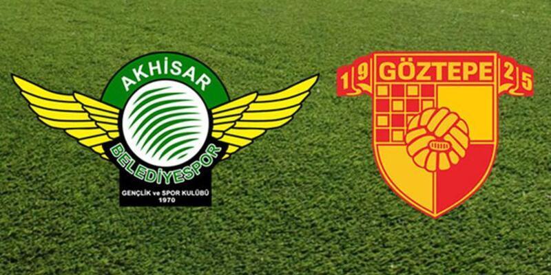 Akhisarspor - Göztepe maçı muhtemel 11'leri