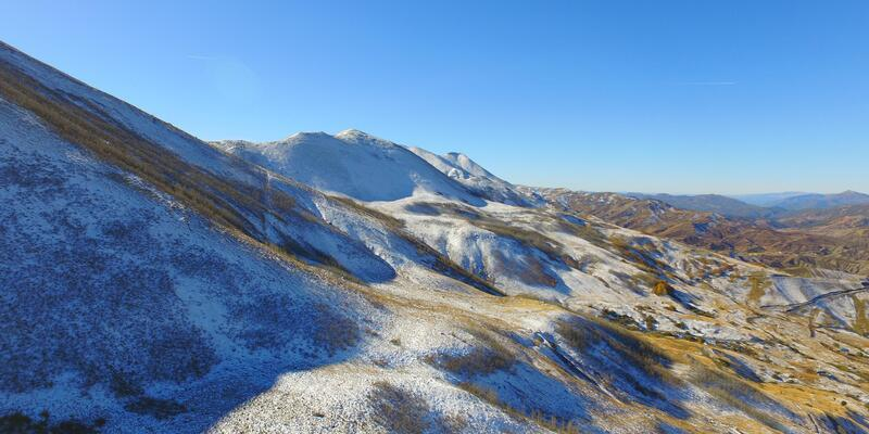 Tunceli'de 2 askerin şehit olduğu bölge halen karlı kaplı