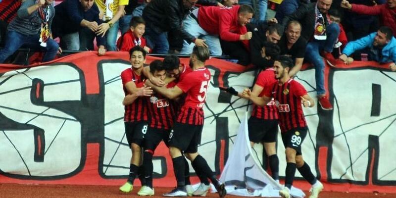 Eskişehirspor ikinci galibiyetini aldı