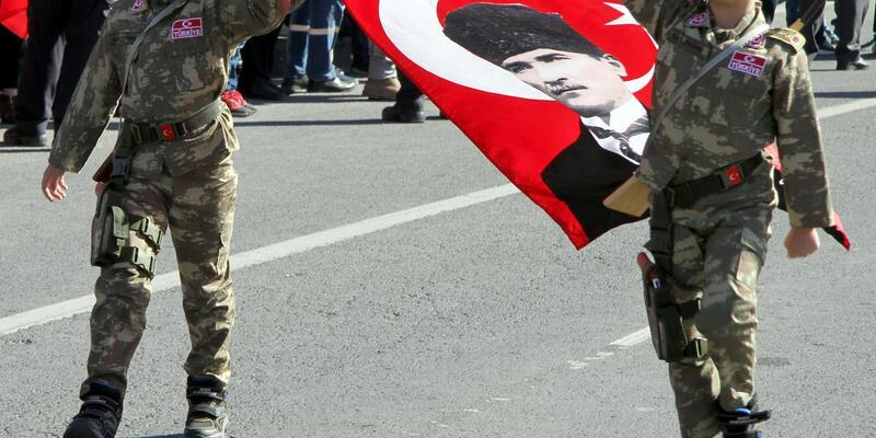 Cumhuriyet Bayramı, Kayseri'de coşkuyla kutlandı