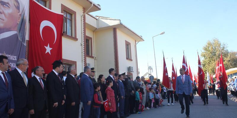 Gazipaşa'da Cumhuriyet Bayramı kutlandı