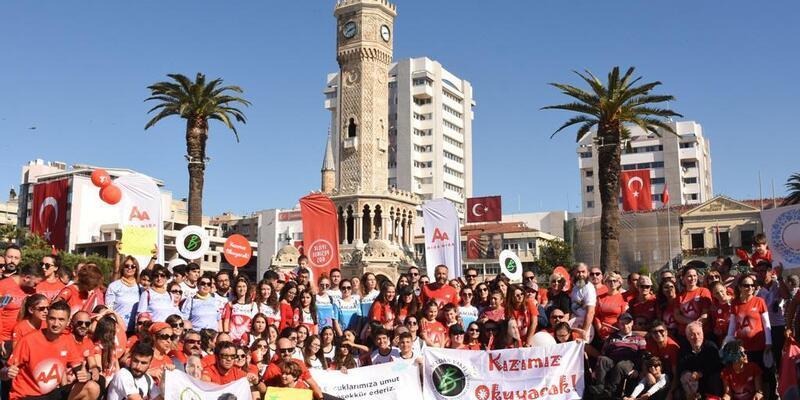 Van'dan İzmir'e 'iyilik' için koştu