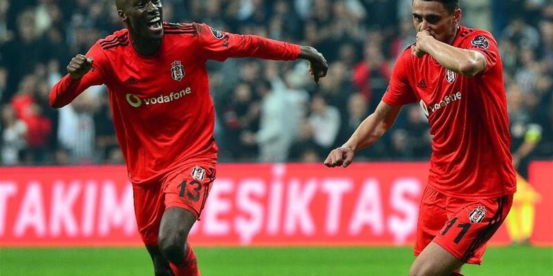 Beşiktaş 4-1 Rizespor / Maç Özeti