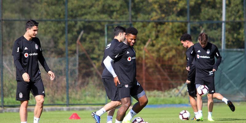 Beşiktaş, Başakşehir maçının hazırlıklarına başladı