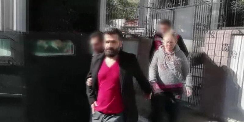 Fatih'te uyuşturucu operasyonunda 2 kişi yakalandı