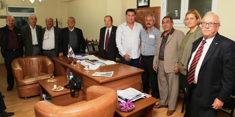 Başkan Kocadon'dan destek turu