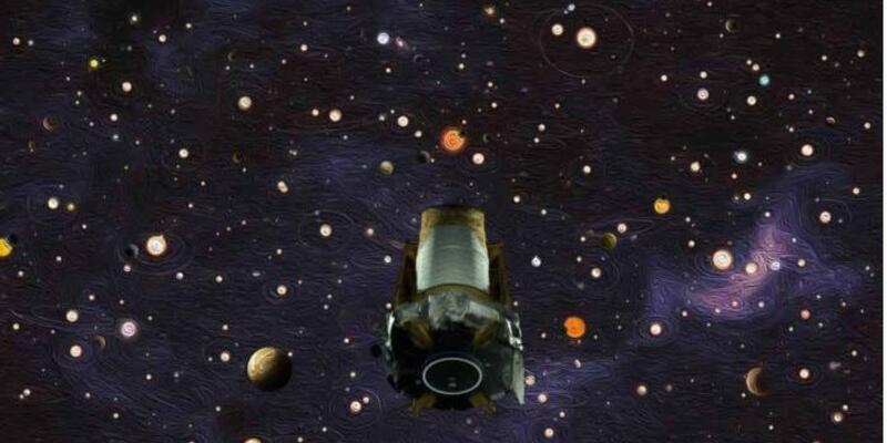 Kepler teleskobu emekliye ayrılıyor
