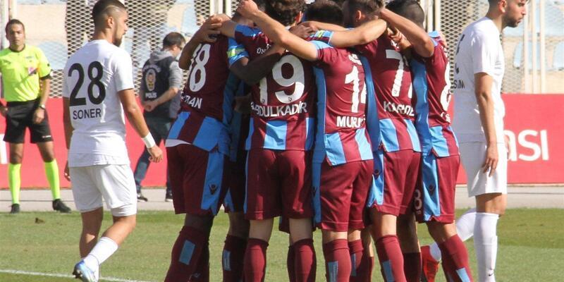 Bugsaşspor 0-2 Trabzonspor / Maç Özeti