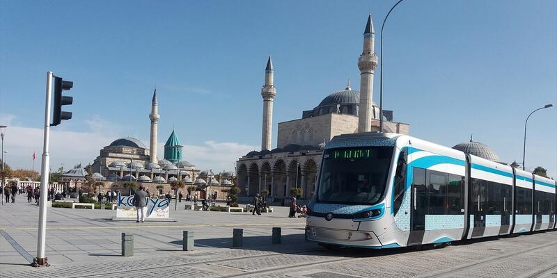 Konya Büyükşehir Belediyesi'ne uluslararası 'ideal kent' ödülü