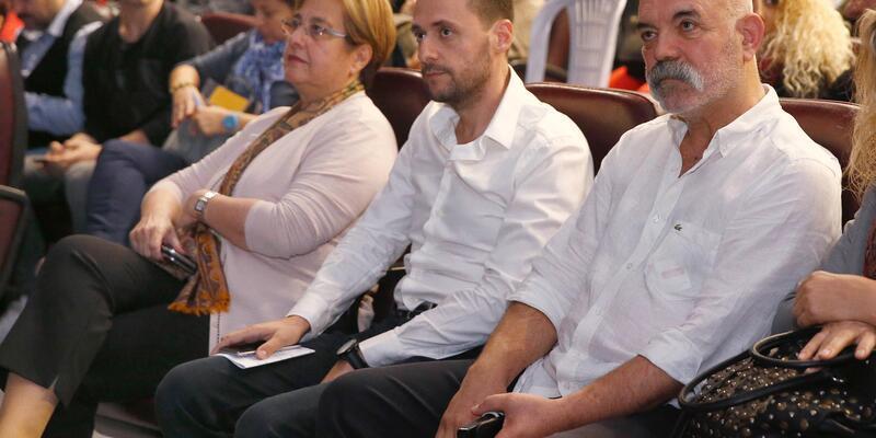 Ercan Kesal'a yoğun ilgi