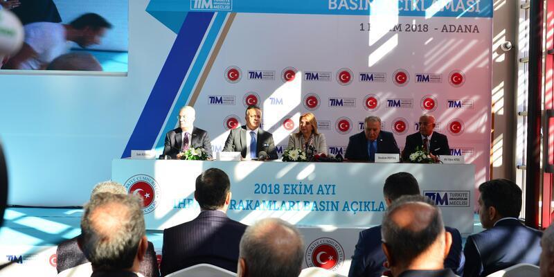 Ticaret Bakanı Pekcan: İhracat ekim ayında rekor kırdı (2)- Yeniden