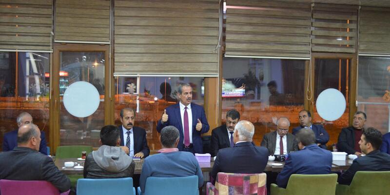 Adilcevaz'da çiftçinin sorunları masaya yatırıldı