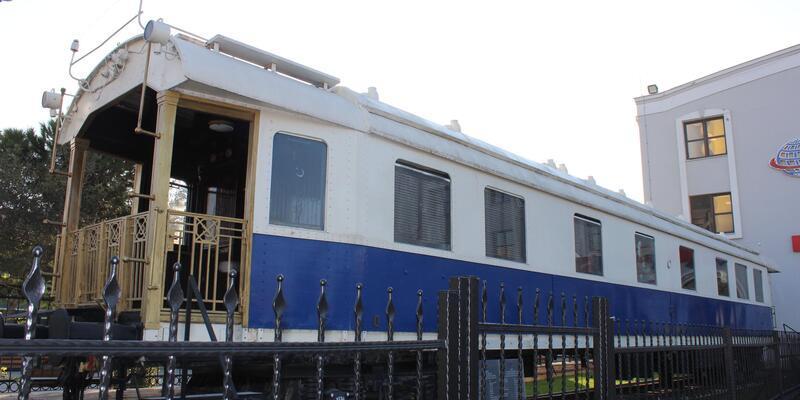 Ata'nın vagonuna 10 Kasım bakımı