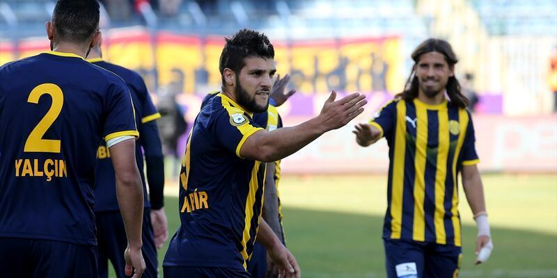 Ankaragücü 3-1 Kayserispor / Maç Özeti