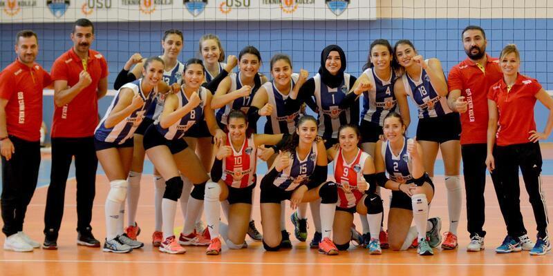 Kayseri OSB Teknik Koleji Atletikspor - Tarsus Belediyespor: 3- 0