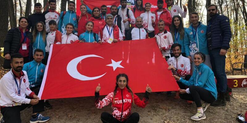 Türkiye, Balkan Kros Şampiyonası'nda zirvenin sahibi oldu