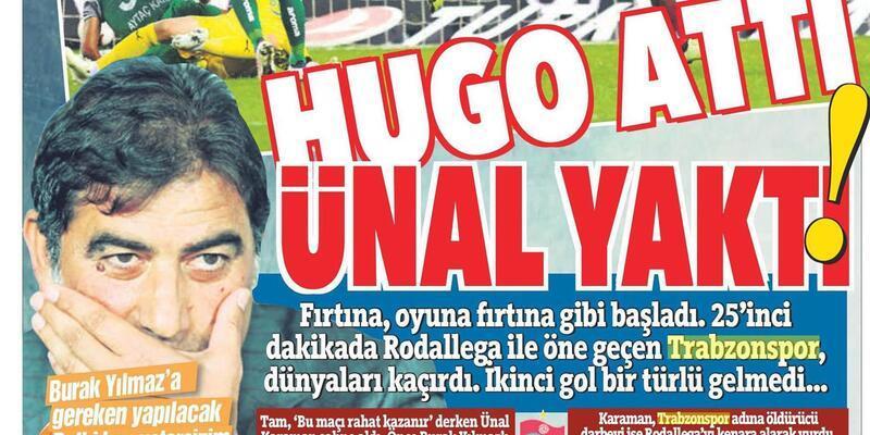 Trabzonspor'da Ünal Karaman hedef tahtasında