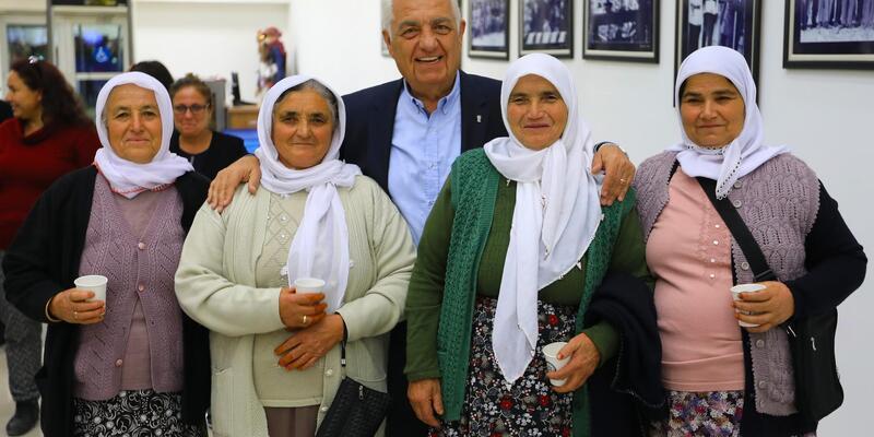 Muğlalı kadınlar Atatürk'ün huzuruna çıkacak