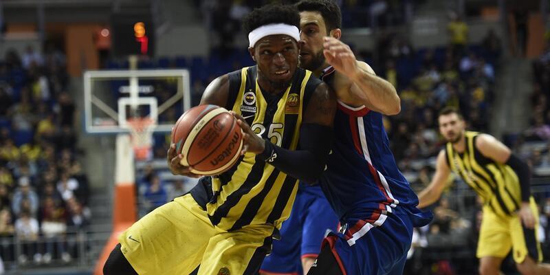 Fenerbahçe Anadolu Efes'i uzatmada yendi
