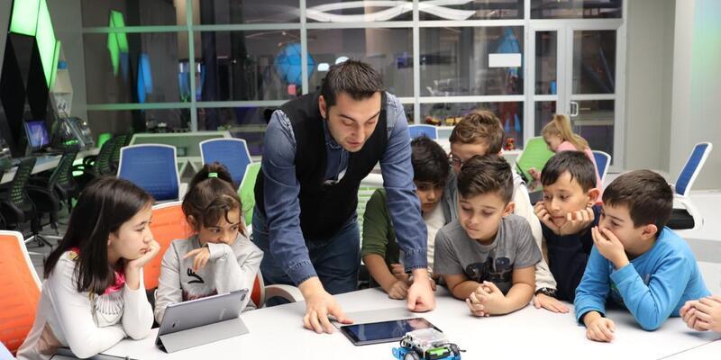 Kayseri Bilim Merkezi, hafta sonu atölyeleri açtı