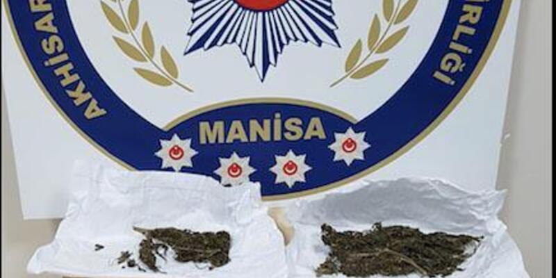 Akhisar'da uyuşturucu operasyonuna 3 gözaltı