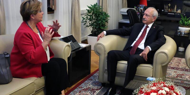 Kılıçdaroğlu'ndan görev istedi