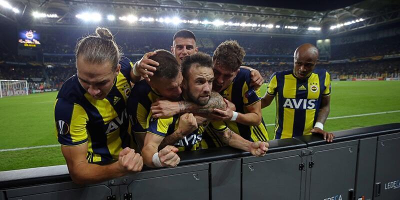 Fenerbahçe 2-0 Anderlecht / Maç Özeti