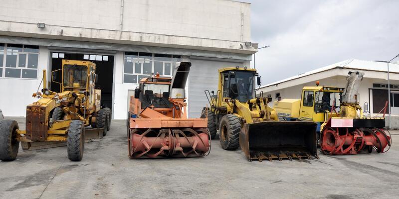Bitlis İl Özel İdaresi kışa hazır