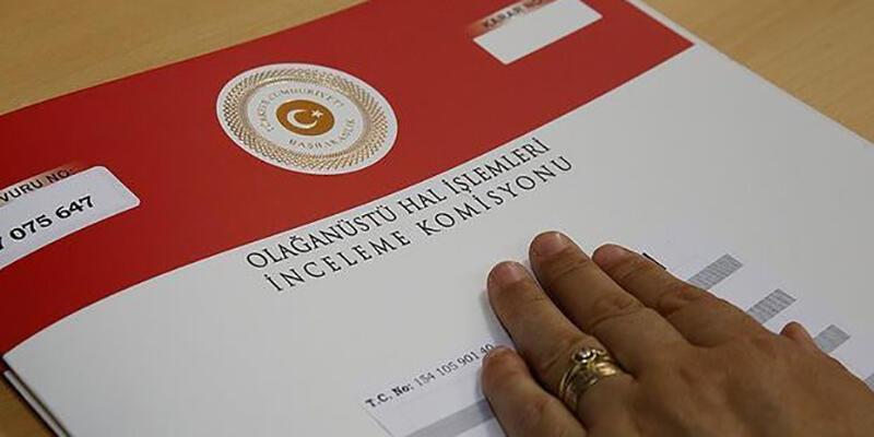 Son dakika... OHAL Komisyonu'ndan göreve iade açıklaması