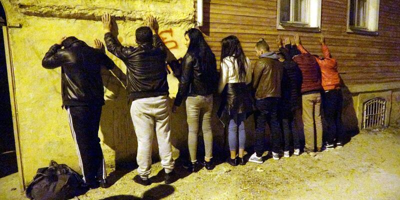 Edirne sınırlarında 10 ayda 59 bin 675 kaçak yakalandı