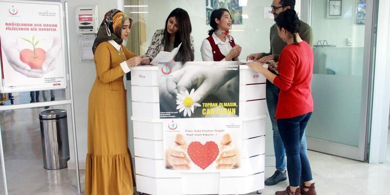 Anka, organ bağışına dikkat çekti