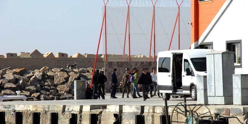 Samandağ'da 28 kaçak yakalandı