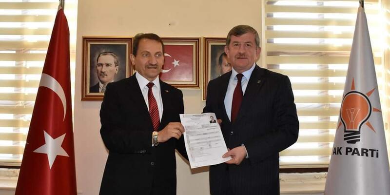 Mehmet Atalay'dan AK Parti'ye Trabzon Büyükşehir için aday adaylığı başvurusu