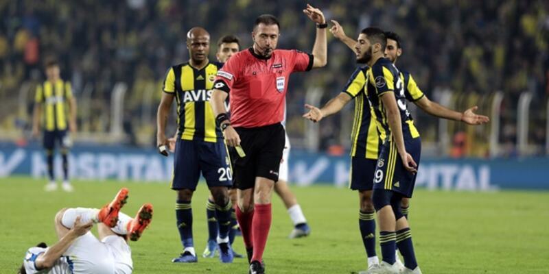 Fenerbahçe'nin itirazı reddedildi